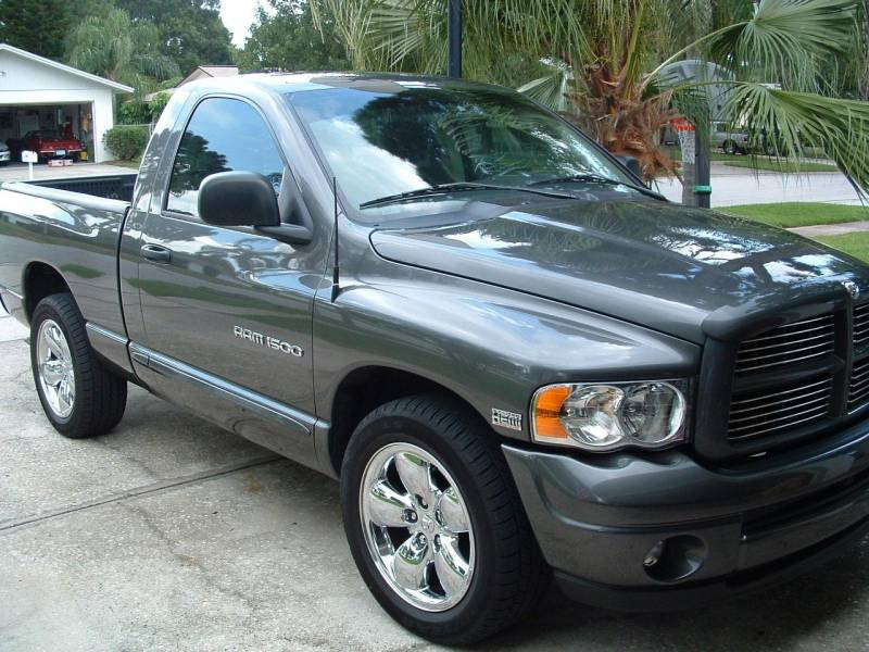 F on 1997 Dodge Ram 1500 Review