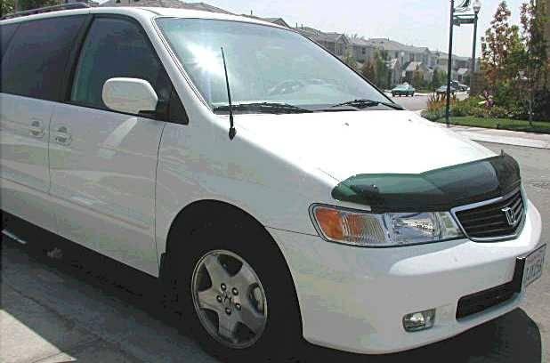Toyota sienna antenna