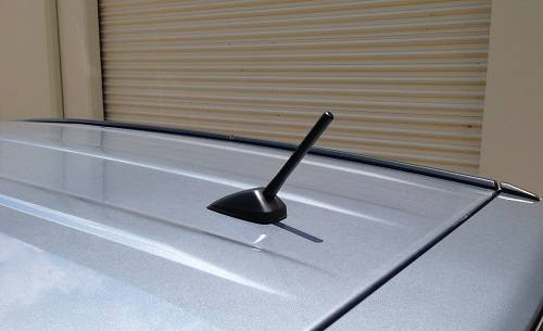 Antennax The Shorty 5 Inch Antenna For Ford Escape