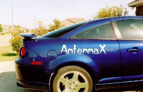 black billet 14 inch antenna 2005 thru 2009 pontiac g5 pursuit Burnt Orange Pontiac G5 pricing 15 99