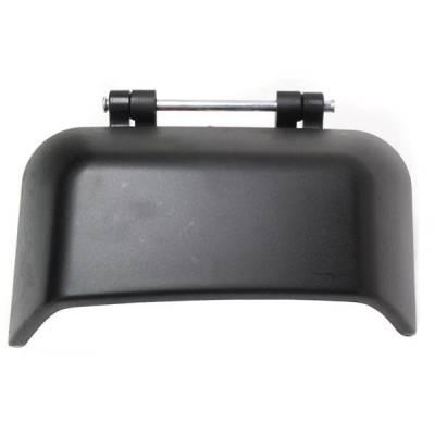 Gmc - Envoy - AntennaX - AntennaX Black Billet (7-inch) ANTENNA for GMC Envoy