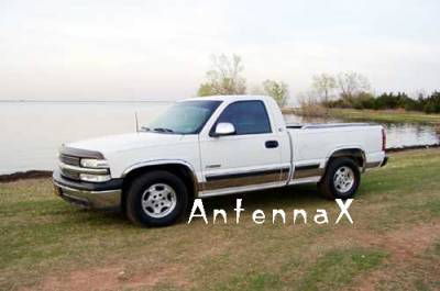 AntennaX - Off-Road (13-inch) ANTENNA - 2007 thru 2019 GMC Sierra 1500 - Image 4