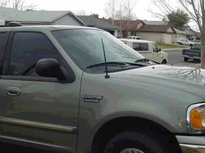 AntennaX - Off-Road (13-inch) ANTENNA - 2000 thru 2005 Ford Excursion - Image 2