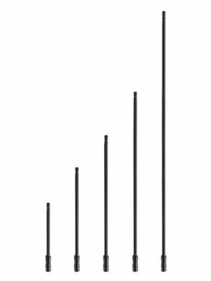Kia - Sedona - AntennaX - AntennaX The Shorty (6-inch) Black Antenna for Kia Sedona
