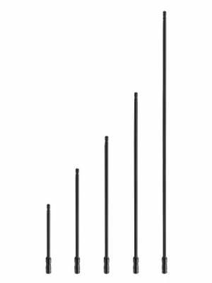 Kia - Sedona - AntennaX - AntennaX The Shorty (12-inch) Black Antenna for Kia Sedona