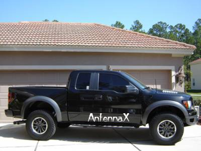 AntennaX - Off-Road (13-inch) ANTENNA - 1980 thru 2020 Ford F150 - Image 2