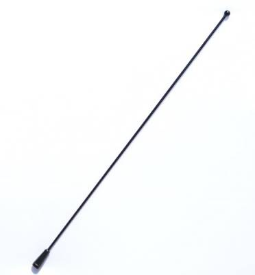 "Jeep - Wrangler - AntennaX - Morris Billet 14"" ANTENNA - Jeep Vehicles except 07-16 Wrngler & 02-07 Librty"