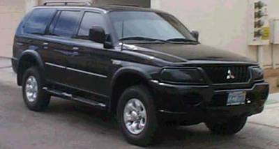 AntennaX - Off-Road (13-inch) ANTENNA - 1997 thru 2004 Mitsubishi Montero Sport - Image 2