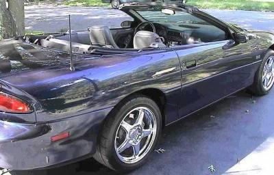 AntennaX - EuroStyle (13-inch) ANTENNA - 2001 thru 2004 Chevy Corvette Z06 - Image 2