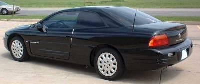 AntennaX - EuroStyle (13-inch) ANTENNA - 1995 thru 2000 Chrysler Cirrus - Image 3