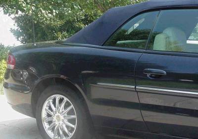 AntennaX - EuroStyle (13-inch) ANTENNA - 1995 thru 2006 Chrysler Sebring - Image 3