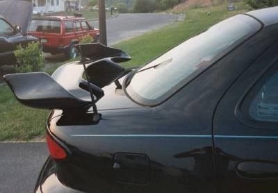 AntennaX - EuroStyle (13-inch) ANTENNA - 1997 thru 2003 Chevy Malibu - Image 3