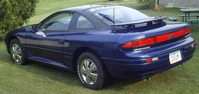 AntennaX - EuroStyle (13-inch) ANTENNA - 1990 thru 1996 Dodge Stealth - Image 2