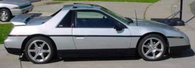 AntennaX - EuroStyle (13-inch) ANTENNA - 1984 thru 1988 Pontiac Fiero - Image 2