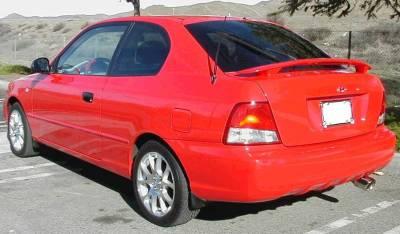 AntennaX - EuroStyle (13-inch) ANTENNA for 1998 thru 2006 Hyundai Sonata - Image 3